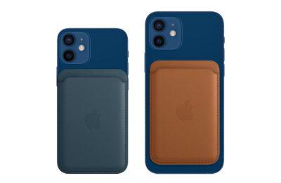 Combien de cartes le portefeuille MagSafe de l'iPhone d'Apple peut-il contenir ?