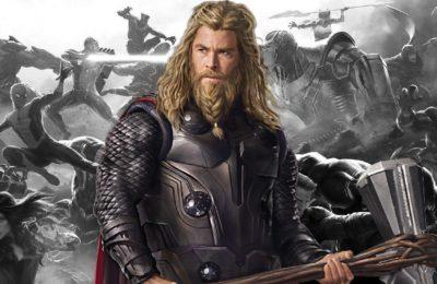 Théorie de le MCU : L'arc de la phase 4 de Fat Thor se termine avec lui à la tête des vengeurs