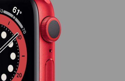 Apple Watch et blackfriday : Les montres de la série 6 sont désormais à 329,98 euros