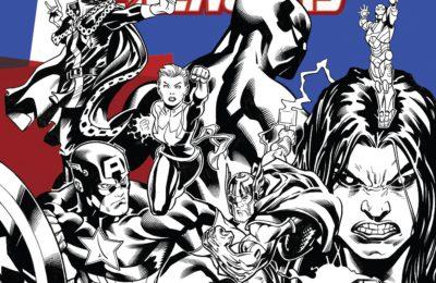 Namor a sa propre équipe de vengeurs dans Marvel Comics