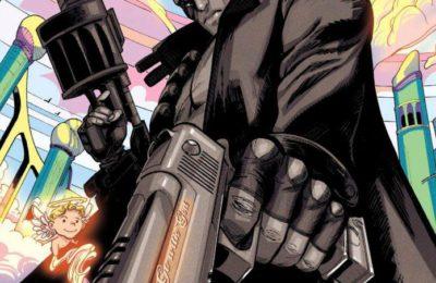 Avant-première exclusive : L'image de tout ce qui n'existe pas de Vault Comics