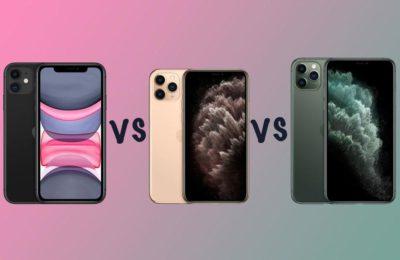 IPhone 12 Pro Max contre iPhone 11 Pro Max : les plus gros téléphones Apple comparés