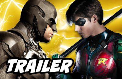 La saison 3 des Titans devient déjà trop obsédée par Batman