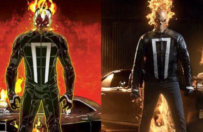 Ghost Rider : Quel est le plus gros véhicule pour remplacer le Hellcycle ?