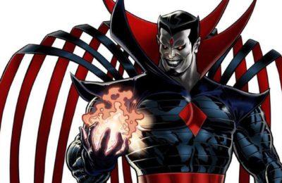 Le sinistre M. X-Men est aussi un expert en sorcellerie