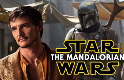 Star Wars : Le Mandalorien lance Pedro Pascal