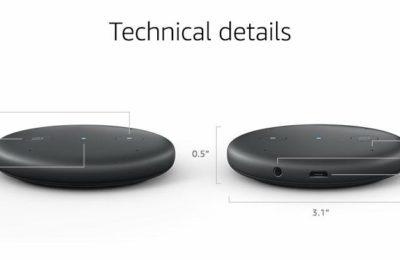 Amazon Echo : A-t-il une entrée câblée pour connecter des appareils audio ?
