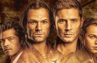 La saison 15 de Supernatural s'achèvera avec Sam Dean ensemble