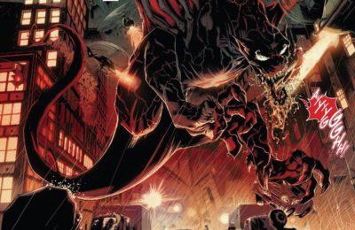 Les X-Men sont la proie du Dieu des symbiotes