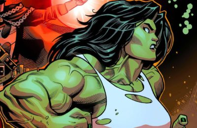 Marvel's Wonder Woman a couché avec Hulk