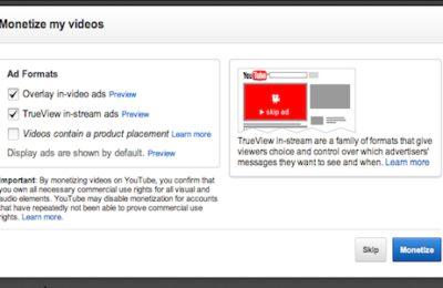 Les vidéos du programme de partenariat nonYouTube peuvent encore inclure des publicités, voici pourquoi