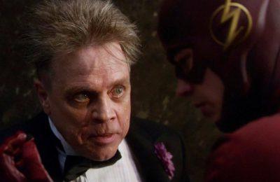 The Flash : Mark Hamill dans le rôle de l'escroc