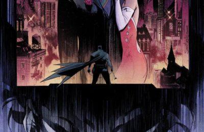 Batman se dote d'un nouvel univers de bande dessinée, grâce à White Knight