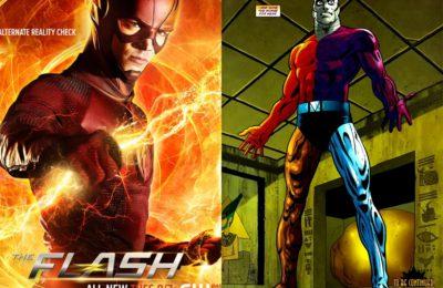 Flash a créé un nouvel élément tout comme Iron Man de Marvel