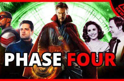 Kevin Feige confirme que la phase 4 de Marvel ne dure que 2 ans
