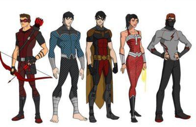 La nouvelle bande dessinée et le nouveau costume de Wonder Girl de DC sont dévoilés