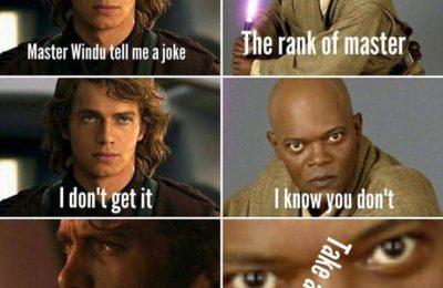 La vengeance des Sith est la meilleure histoire de Star Wars jamais racontée (version Just Not Lucas)