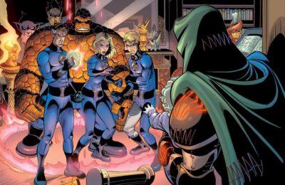 Le docteur Doom fait partie de la famille des Quatre Fantastiques
