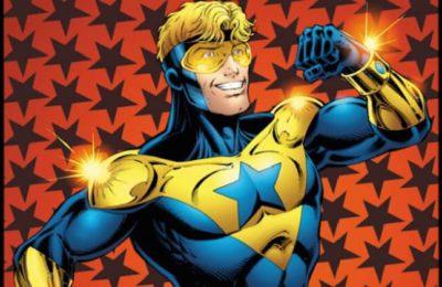Booster Gold devient un véritable héros dans le futur lointain de DC