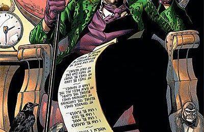 Comment le Batman pourrait rendre le Riddler plus effrayant que le Joker