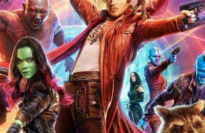 Guardians of the Galaxy 3 ne sera produit qu'en février 2021