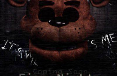 Cinq nuits au cinéma de Freddy : le scénario est abandonné, un nouveau scénario est en cours d'écriture