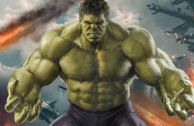 Hulk s'est fait écraser comme dans The Avengers