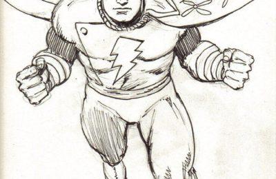 Shazam est secrètement le plus grand guerrier de l'histoire de DC