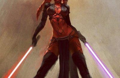 Star Wars : Qui est Dark Talon, le Seigneur féminin Sith ?