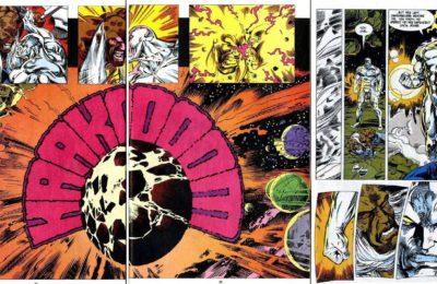 Thanos a utilisé le Surfeur d'argent pour sauver une planète entière