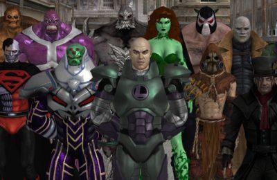 Tous les personnages de la Legion Of Doom sont déjà dans le DCEU