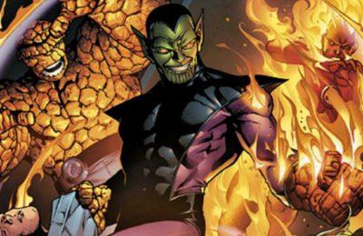 La chose a battu l'invasion du crâne de Marvel sans ses pouvoirs
