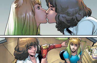 Les X-Men font enfin de Kitty Pryde le leader qu'elle devrait être