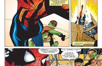 La fille de Spider-Man a gagné son héritage dans une scène incroyable