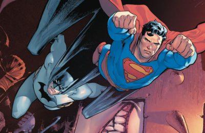 L'amitié de Batman et Superman s'achève dans le futur État de Washington