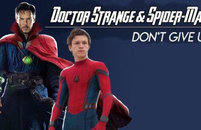 Le docteur Strange est enfin malade de Spider-Man