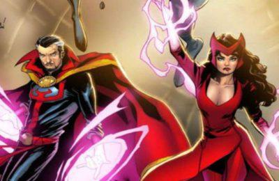 Le docteur Strange n'a pas eu besoin d'une pierre de l'infini pour battre la sorcière Rouge