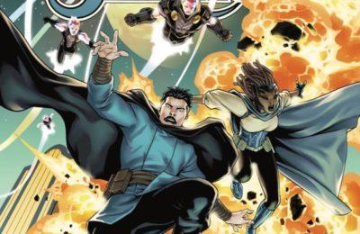 Le fils du docteur Strange est le prochain sorcier suprême de Marvel