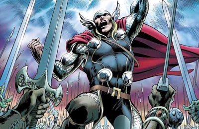 Shang-Chi vient d'avoir sa propre version de Thor dans Marvel Comics
