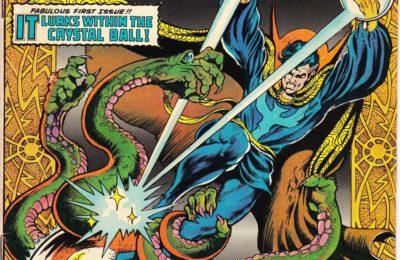 Comment le Docteur Strange est mort (pour de bon) dans la bande dessinée