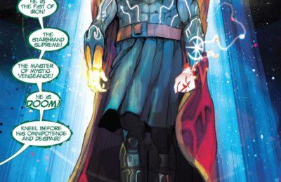 Le Docteur Strange a dû vaincre le destin pour devenir le Sorcier Suprême