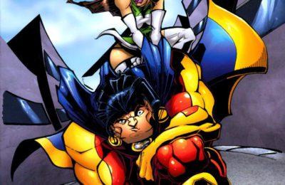 Le Geiger de Geoff Johns fait passer les éditeurs de DC à Image Comics