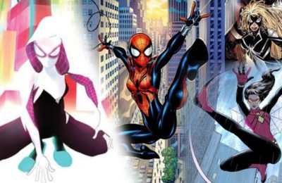 Spider-Verse le Spinoff féminin inclura Spider-Woman et la Silk
