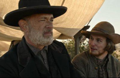 Bande annonce de News Of The World : Tom Hanks fait ses débuts dans le western