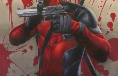 Deadpool obtient sa propre série de manga