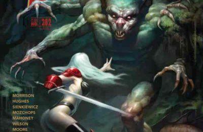 Heavy Metal fait revivre l'héroïne emblématique Taarna pour une nouvelle bande dessinée psychédélique