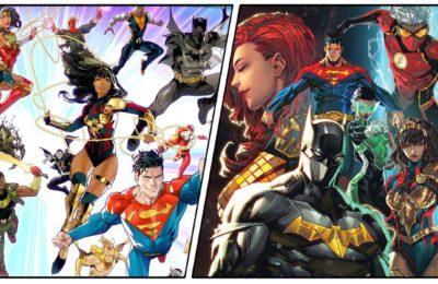 DC's Future State dévoile la chronologie des nouveaux héros.