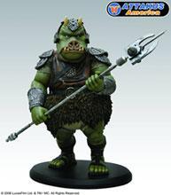 Jabba le Hutt est un combattant mortel au corps à corps dans Star Wars Comics.