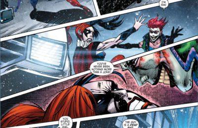 La fille du Joker vient d'être rachetée dans DC Comics.