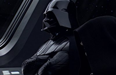 Dark Vador est littéralement devenu plus machine que l'homme après l'Empire.